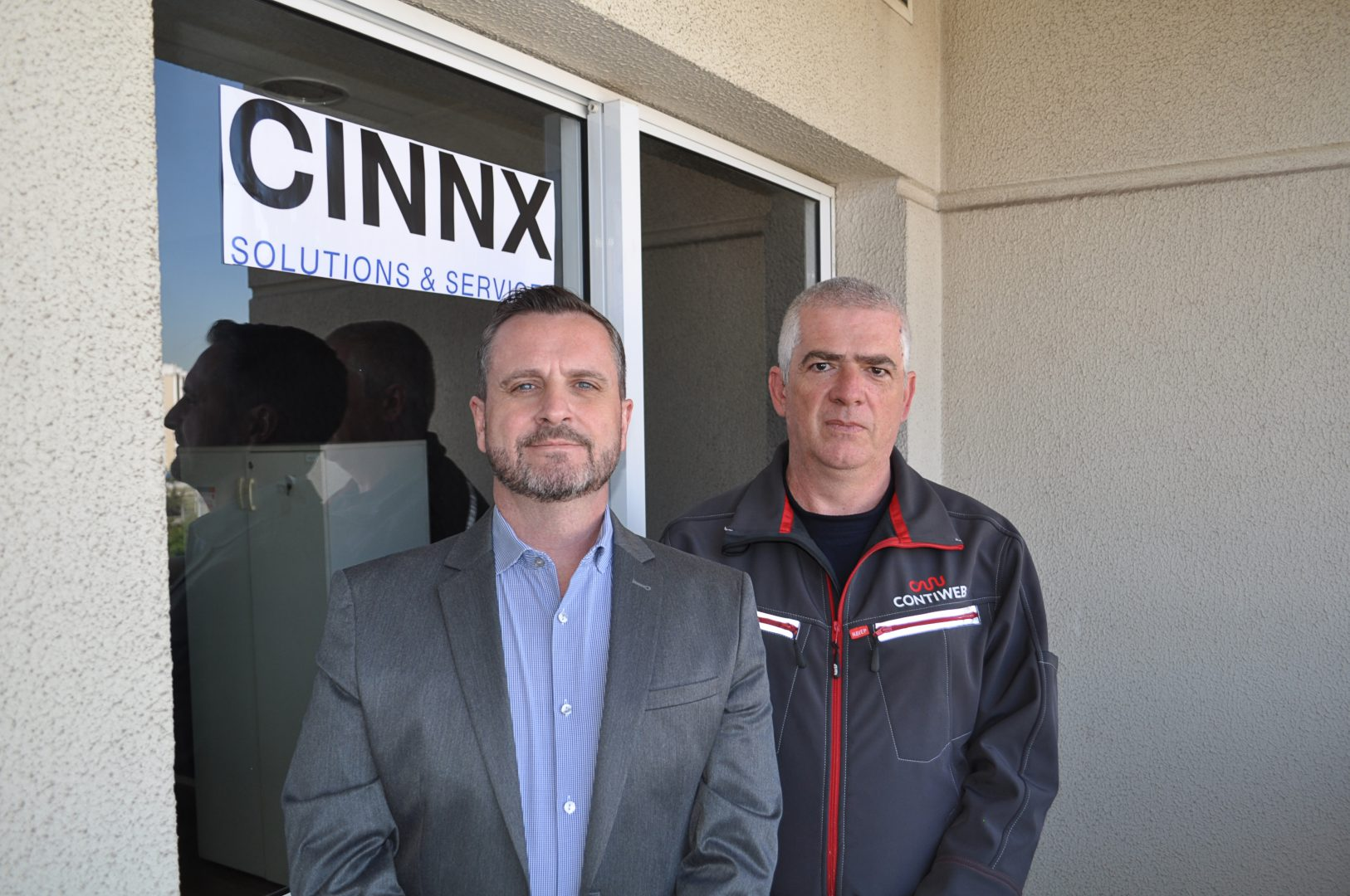 Contiweb today announces that it has appointed CINNX, a supplier of print enhancements, and services, as its South American sales partner.