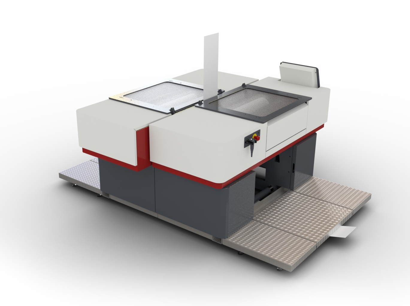 The new Contiweb Variable Coater
