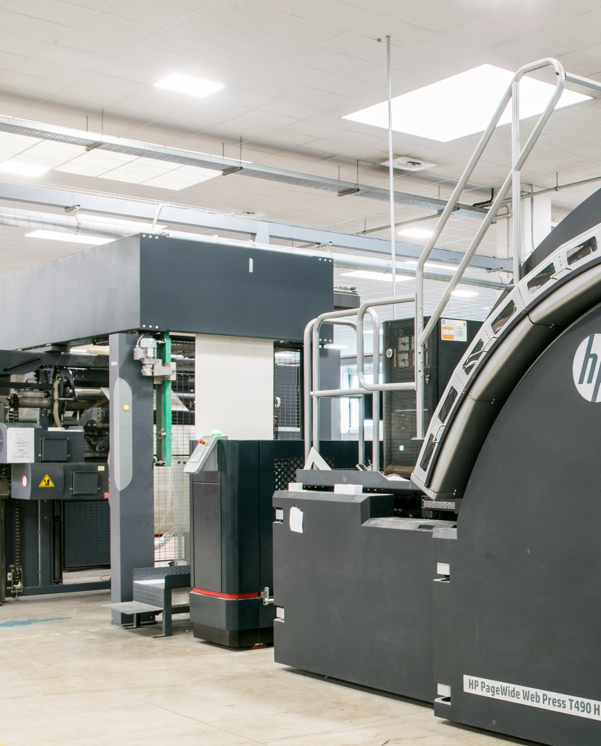 Italian digital transactional, direct mail and book printer cites increased efficiency, speed and time-savings since using Contiweb solutions